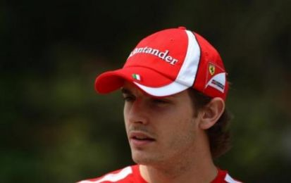 F1 2012: Jules Bianchi al posto di Barrichello in Williams?