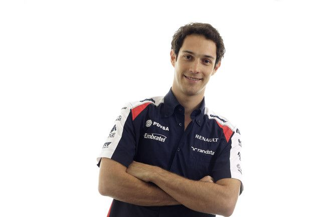 bruno senna williams formula 1 2012