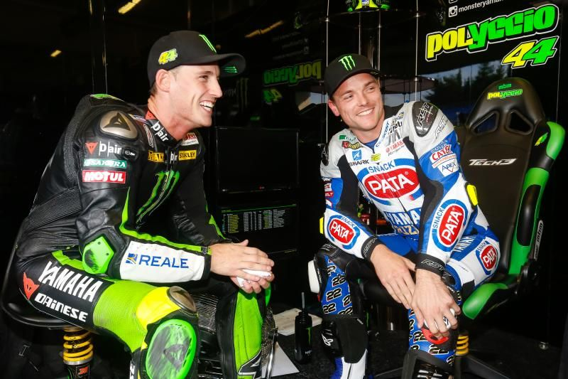 MotoGP Silverstone 2016: Alex Lowes sostituirà l'infortunato Bradley Smith in Tech3 Yamaha