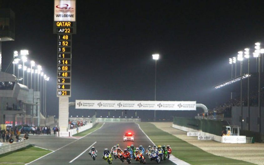 MotoGP Preview Qatar: Michelin ci introduce ai segreti del circuito di Losail