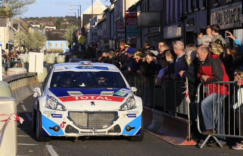 FIA ERC 2016: Breen vince il Rally Circuit of Ireland
