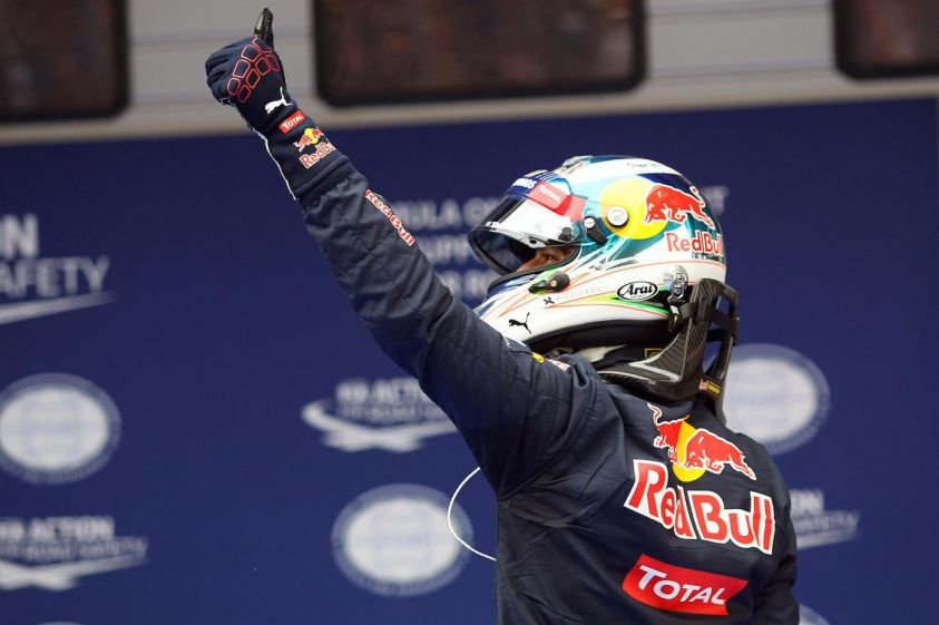 GP Cina F1 2016, qualifiche Red Bull: super-Ricciardo