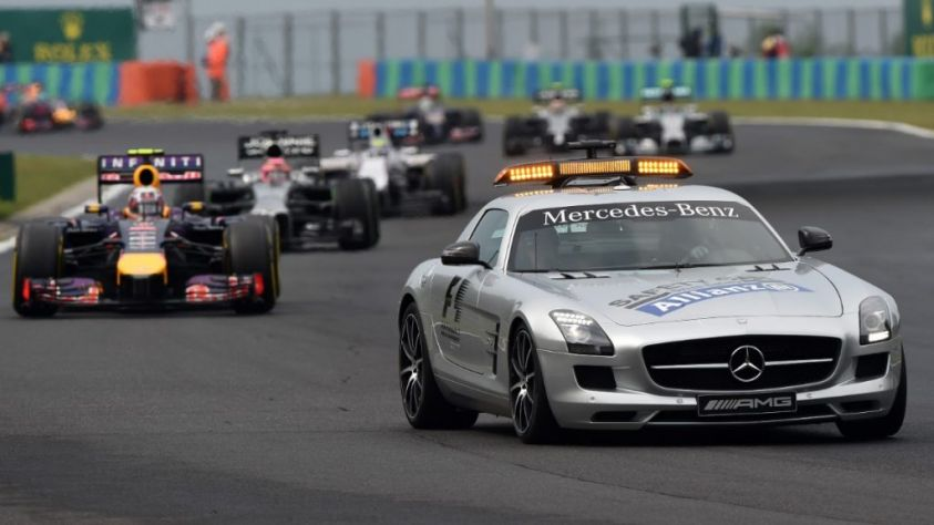 F1 news, Whiting vuole introdurre la partenza da fermo dopo la Safety Car
