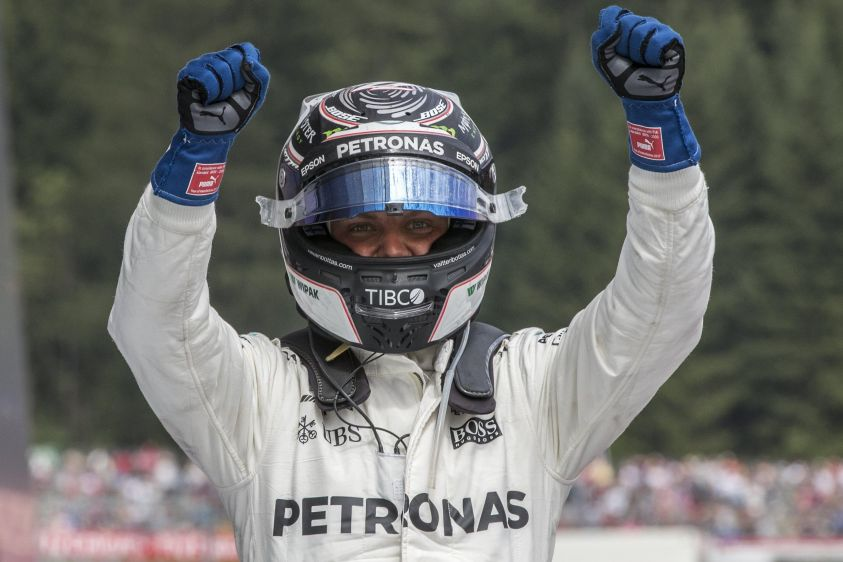 F1, Mercedes: Bottas ha clausola rinnovo immediato dopo GP d'Ungheria