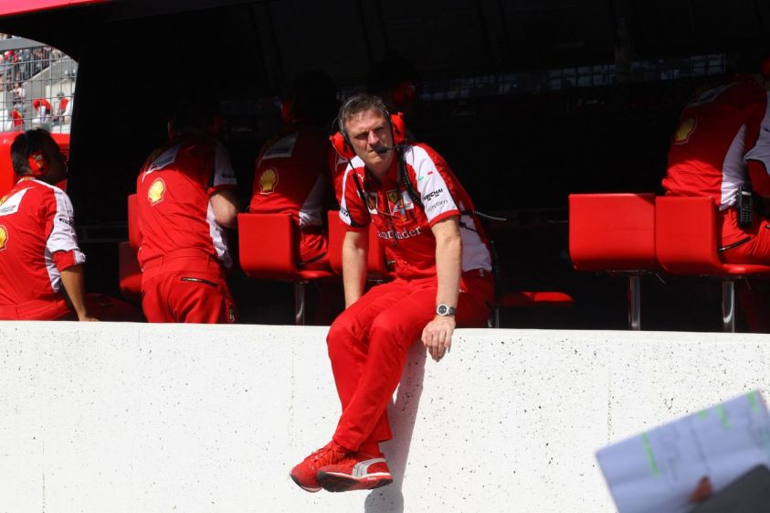 F1, morta la moglie di James Allison