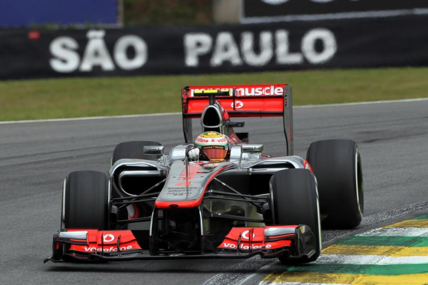 GP Brasile F1 2012, qualifiche: Hamilton in pole position, Vettel 4° e Alonso 8°!