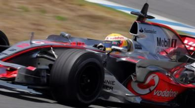 Test F1 a Jerez, day 2: Hamilton al top.