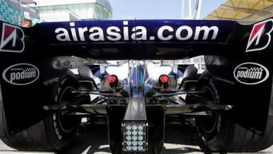 jazeman-jaafar al volante di una williams virtuale...