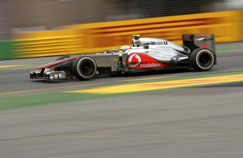 GP Australia F1 2012, qualifiche: Hamilton in pole position!