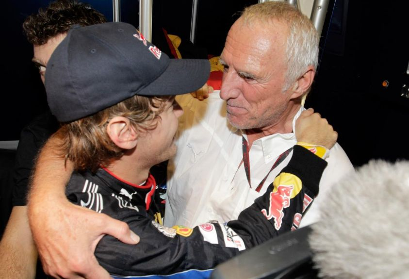 mateschitz red bull vettel