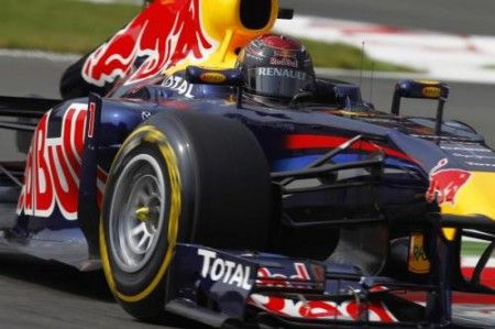 red bull renault f1 factory team