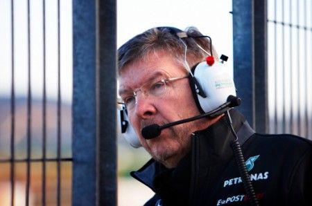 ross brawn formula 1 mercedes gp