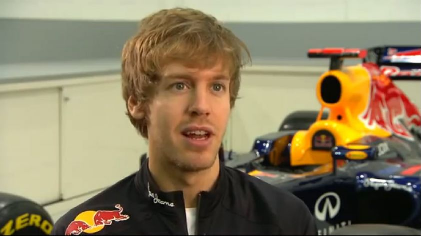 vettel intervista red bull rb8 2012
