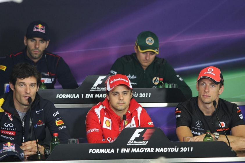 Formula 1 2012: seconde guide