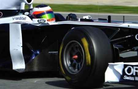 williams f1 2011 rubens barrichello