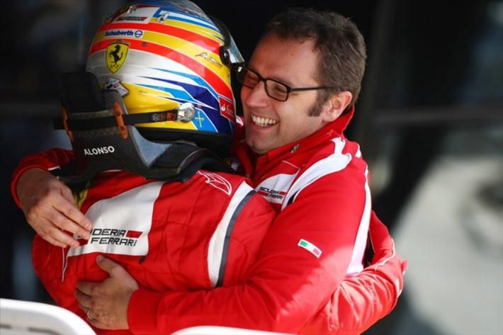 Alonso domenicali