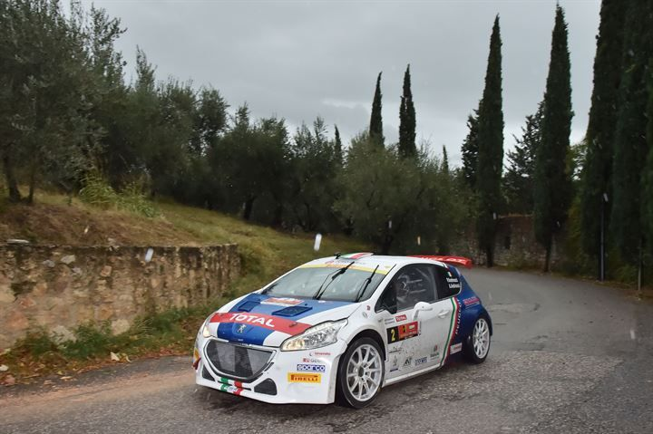 Andreucci Rally Due Valli