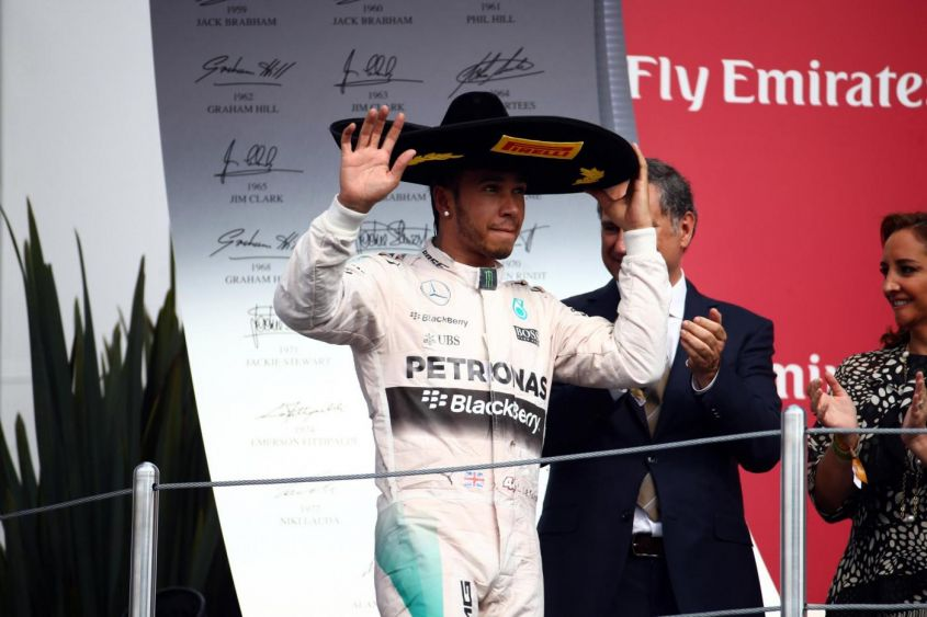 F1, GP Messico 2015: la Gara