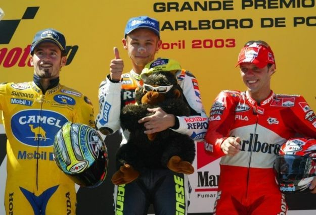 MotOGP Estoril 2003