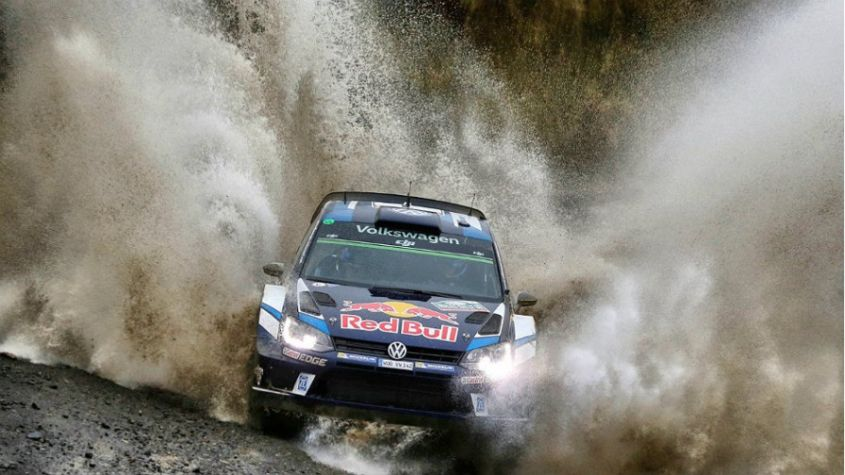 Ogier Wales Rally