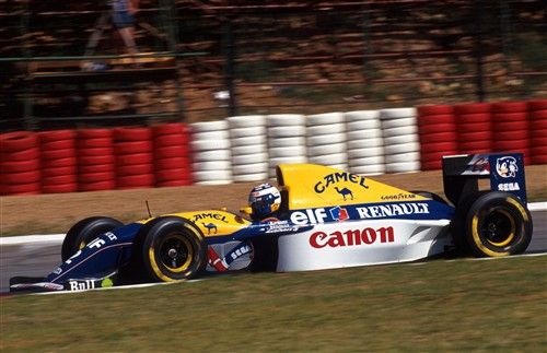 Prost Williams 1993