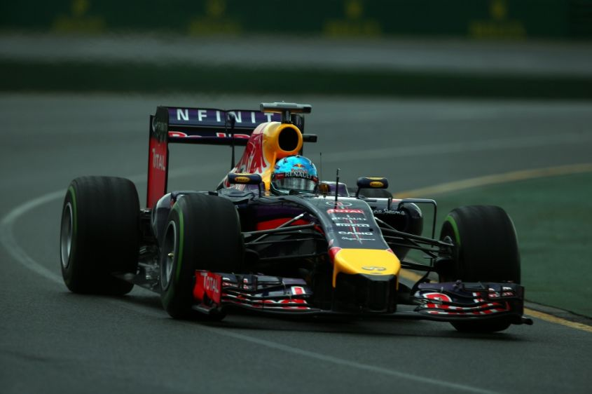Qualifiche GP Australia 2014   11