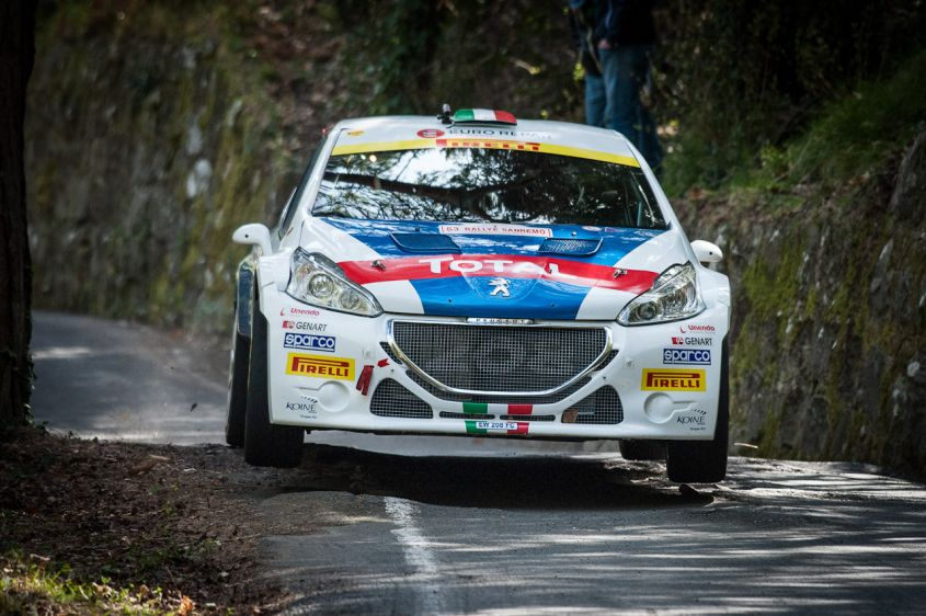 Rally Targa Florio CIR 2016