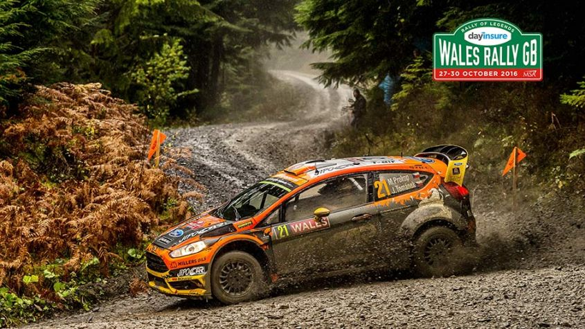 Rally Wales