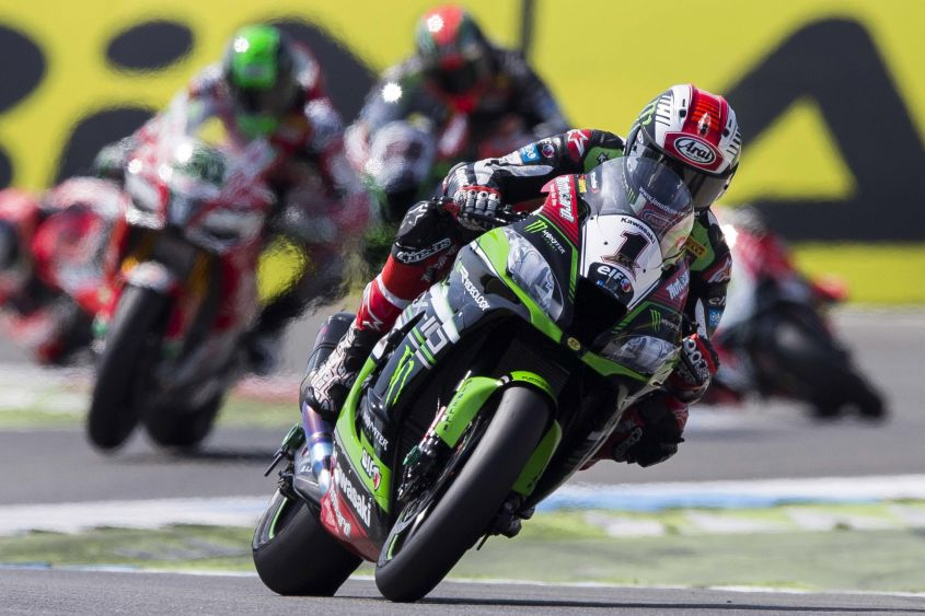 Superbike World Championship in Assen