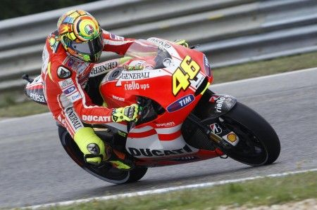 Rossi le mans 2011
