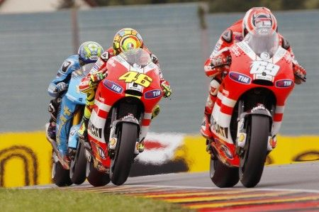 Rossi post germania 2011