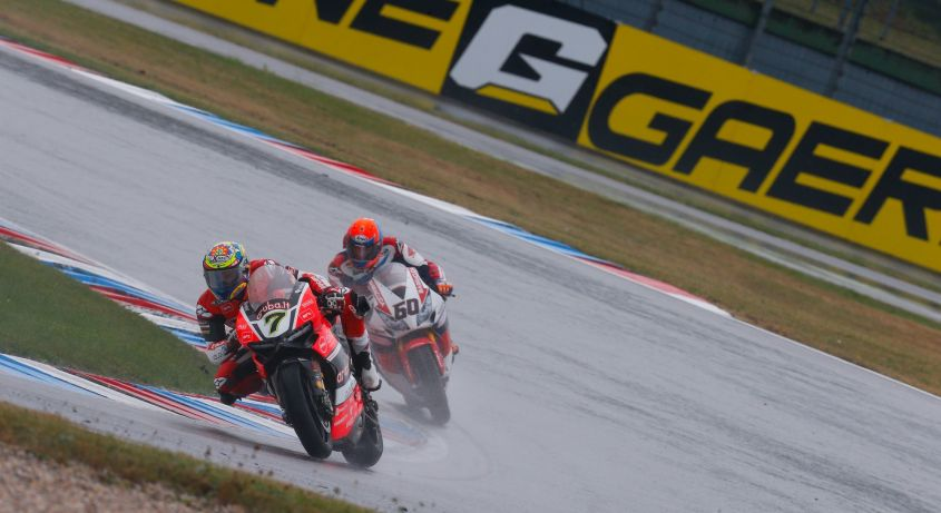 SBK Germania 2016, Davies