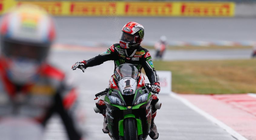 SBK Germania 2016, Rea