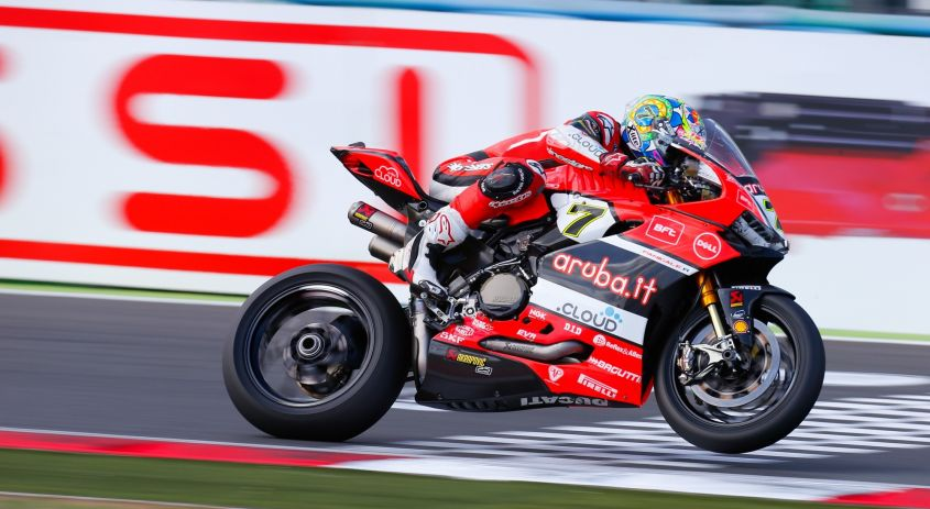 SBK Magny Cours 2016, Chaz Davies