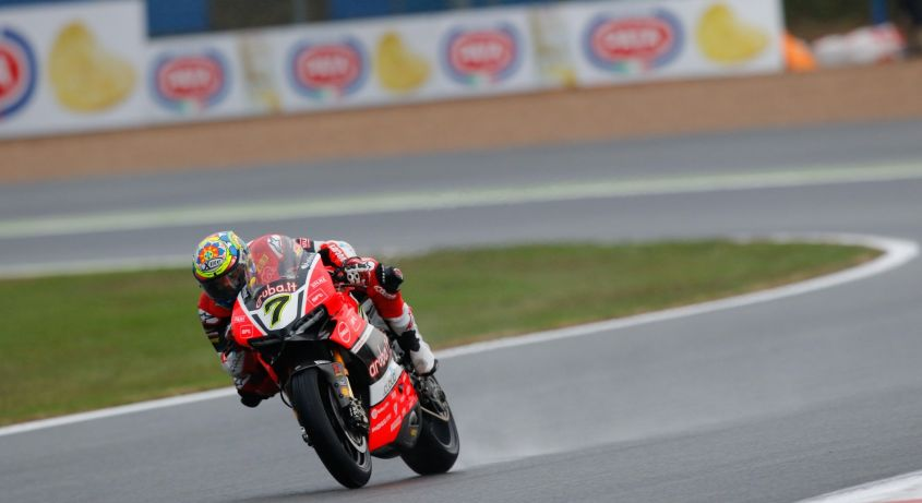 SBK Magny Cours 2016, Davies