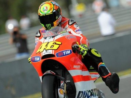Valentino Rossi - Estoril 2011