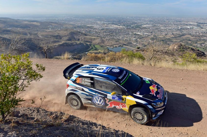 Volkswagen Polo R Wrc, Rally Messico 2016 (4)