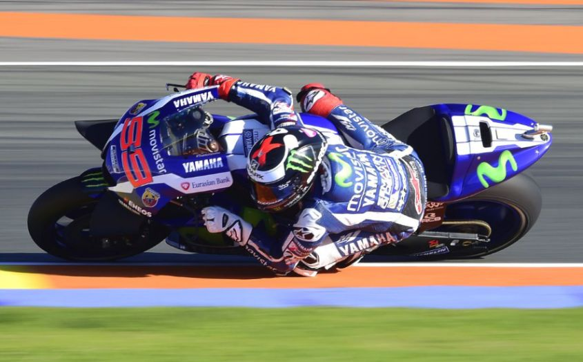 "MotoGP Valencia 2016, Jorge Lorenzo in pole position: ""Giro incredibile"""