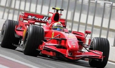 Massa in Bahrain