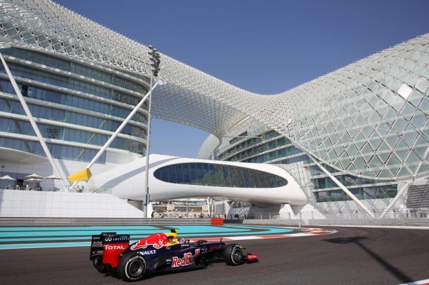 Rookie test F1 Abu Dhabi 2012: Da Costa 1°