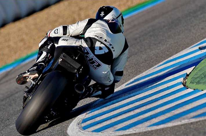 de puniet test jerez
