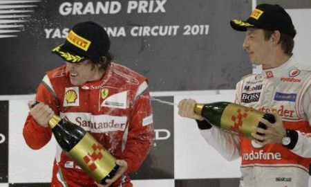 fernando alonso classifica ferrari 2011