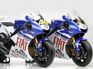 fiat yamaha team 08