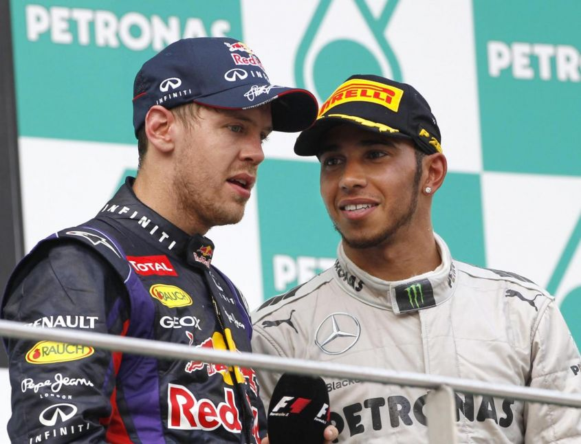 "F1 2013, Hamilton: ""Mercedes seconda forza e vicina alle Red Bull"""