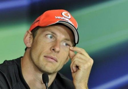 jenson button f1 2011 ungheria