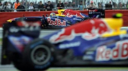 mark webber red bull ordini di scuderia
