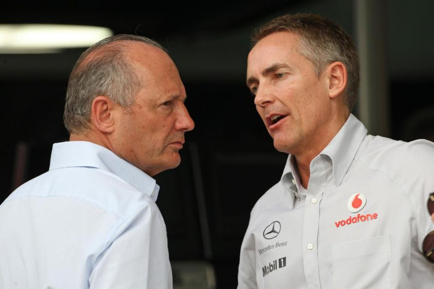 mclaren addio whitmarsh f1