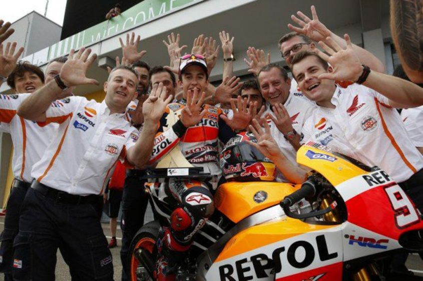 MotoGP Germania 2014