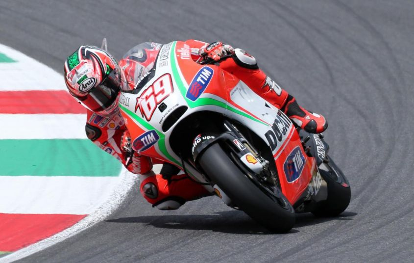nicky hayden contratto