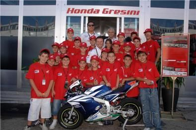 Honda Italian Racing Project
